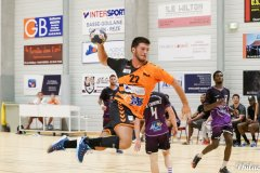 CJB-HANDBALL-VS-LANESTER-AMICAL-3 PHOTO P.PADIOLEAU