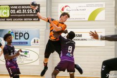 CJB-HANDBALL-VS-LANESTER-AMICAL-4 PHOTO P.PADIOLEAU