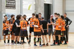 CJB-HANDBALL-VS-LANESTER-AMICAL-5 PHOTO P.PADIOLEAU