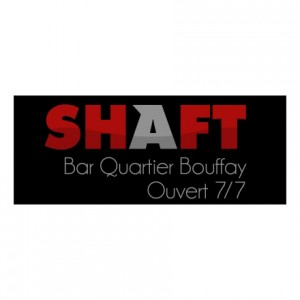 Le shaft, bar à Nantes