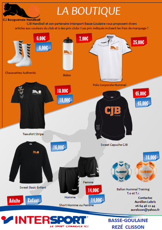 Boutique CJB