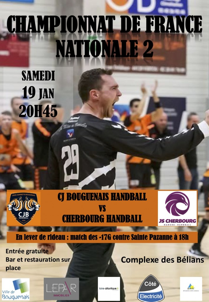 Nationale 2 – le match du week-end
