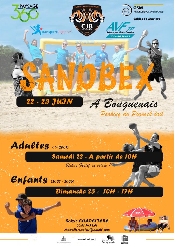 Sandbex 2019
